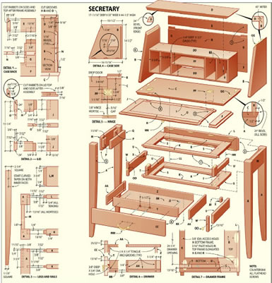 9,000 Wood Furniture Plans and Craft Plans For DIY ...