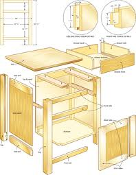 diy furniture plans